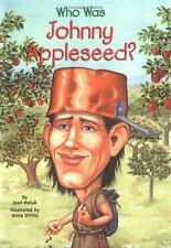Who Was Johnny Appleseed? by Joan Holub2005 2-3 Day Shipping New Paperback