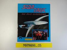 STAR TREK THE NEXT GENERATION - Panini 1993 ENGLISH-Album Vuoto-Empty- VERY GOOD