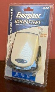 ENERGIZER Portable DVD Battery~BRAND NEW & FACTORY SEALED~ER-DVD