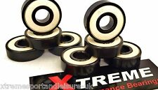 * 8 Pack 608 RS ABEC - 9 Xtreme High Performance cuscinetti Skateboard Longboard