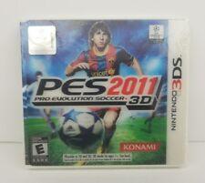 Pro Evolution Soccer 2011 3D (Nintendo 3DS, 2011) PES 2011 BRAND NEW 2DS 3DS XL