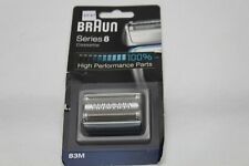 Braun 83M Series 8 Replacement Foil and Cutter Cassette EF47