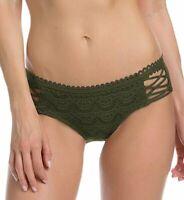 BECCA by Rebecca Virtue Women's Hipster Bikini Bottom Size Large