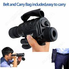 Wolfcub Birding Night Vision Camera Monocular Telescope IR camera Video 4GB USB