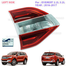 Fits Ford Everest Suv 3.2 Genuine 2016 17 Lh Left Rear Tail Lamp Inner Tailgate