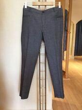 Slim, Skinny, Treggings Cotton Plus Size Trousers for Women