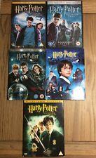 DVD Bundle / Joblot (Harry Potter 5 movies)
