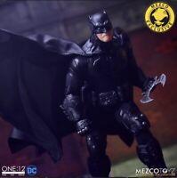 Mezco One:12 Batman Supreme Knight: Shadow Edition  NEW MISB