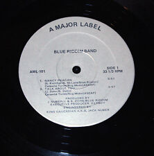 "Blue Riddim Band ""Nancy Reagan"" 1982 private REGGAE - Dub - M-"