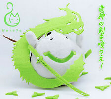 Overwatch OW Genji Plush Doll Key Chain Charms Pendant DIY Cosplay Prop Toy Gift