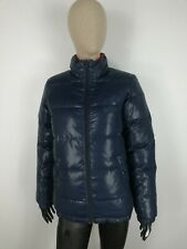 UNITED COLORS OF BENETTON Bomber Piumino Giubbotto DOUBLE FACE Giacca XL Donna