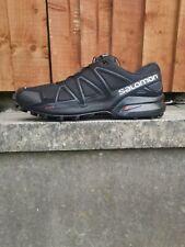 Salomon Men's Speedcross 4 Trail Running Shoes Black Size UK 9 EU 43 & 1/3