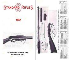Standard Arms Company 1912 Gun Catalog (last one)