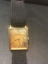 Vacheron Constantin  Vintage 18Kt 750 Gold 1970s Rare