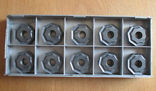 10 Stück ISCAR ONHU 080600-N-PL Wendeschneidplatten  VHM  IC910 NEU