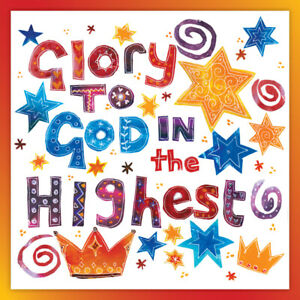 Christian Christmas Cards Pack Of 10 Religious Cards With Bible Verse CM38