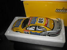 BIANTE 1/18 HOLDEN VX COMMODORE 2003 JASON BRIGHT TEAM BROCK 1st WIN #50 #80363
