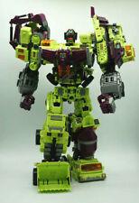 Transformable Robot Devastator 6 In 1 Action Figure NBK GT New Toy 38cm