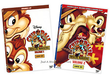 Chip 'N' and Dale Rescue Rangers: Disney Series Complete Vols 1&2 Box/DVD Set(s)
