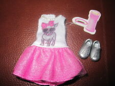 Kelly doll clothes brand New chelsea puppy  Dress set