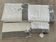 Polo Ralph Lauren FULL Towel Set For 2 People 9 Pieces Total Brand New With Tags
