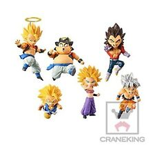 Dragon Ball Super World Collectable WCF SAIYANS BRAVERY vol.2 All 6 set NEW