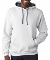 Fruit of The Loom Men's Soft Lightweight Winter Hooded Sweatshirt. SF76