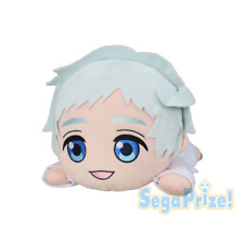 Promised Neverland Mega Jumbo Nesoberi Plush Doll Norman SEGA Japan