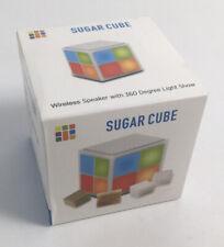 Sugar Cube Wireless Speaker w/ Light Show