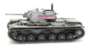 Artitec 6870334 - 1/87/H0 WWII KV-1 Winter - New