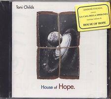 TONI CHILDS - House of hope - ZUCCHERO CD ITALY 1991 SIGILLATO SEALED