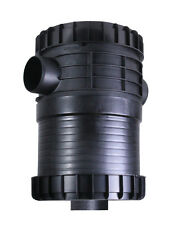 Intewa PLURAFIT Filter mit Filterkorb, Wandmontage Regenwasserfilter, Korbfilter