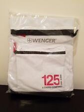 """Wenger Backpack (White, 15.5""""x12"""")"""