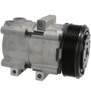 A/C Compressor-Supercharged Magneti Marelli 1AMAC00004