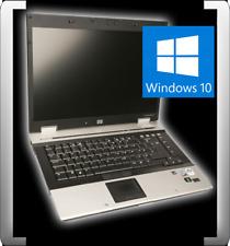 HP ELITEBOOK 8530p 15,4 ZOLL DUALCORE 2.40 GHZ 4 GB RAM 160 GB HDD DVD-RW WIN10
