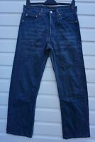 Women`s Vintage Levi`s 501 High Waist Boyfriend / Mom Jeans UK Size 10 / W29 L27