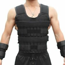 Loading Weight Vest Training Jacket Home Fitness Workout Equipment Accessories