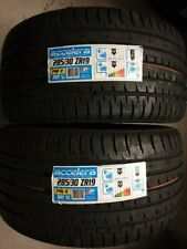 2X NEW CAR TYRES ACCELERA PHI 285/30 ZR19 XL 98Y A1 QUALITY UHP 285 30 19 C+C