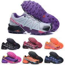 Donna Salomon Speedcross 4 Scarpe da trekking jogging all'aperto Scarpe sportive