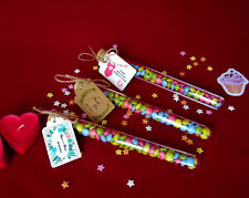 Sweet Party Favours Wedding Favours, Bridal Shower Gift test tubes Christmas