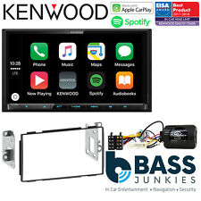 "Nissan Qashqai 2007-13 Kenwood Mechless 7"" DAB Bluetooth CarPlay Car Stereo Kit"