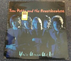 """Tom Petty And The Heartbreakers .You're Gonna Get It Vinyl 12"""" Lp"""
