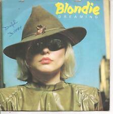 "45 TOURS / 7"" SINGLE--BLONDIE--DREAMING / SOUND ASLEEP--1979"