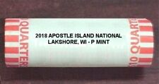 2018 APOSTLE ISLAND NATIONAL LAKESHORE, MI  P MINT ROLL - H/T ** IN STOCK **