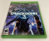 Crackdown 3 -- Standard Edition (Microsoft Xbox One, 2019)