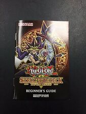 Beginner's Guide Book ONLY NM - SDMY Yugi Muto Structure Deck-Yu-Gi-Oh! Yugioh
