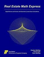 Real Estate Math Express: Rapid Review and Practice with Essential License Ex…