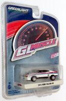 Greenlight GL Muscle 1/64 Scale 13190-E - 1973 Ford Falcon XB - White
