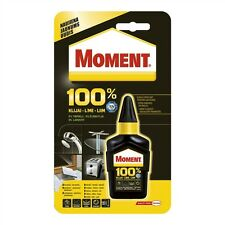 MOMENT Universal Super Glue 100% Gel Waterproof Extra Strong Instant Adhesive