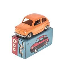 Fiat 600 Berlina - 1:48 Mercury Hachette Diecast Model Car MY015